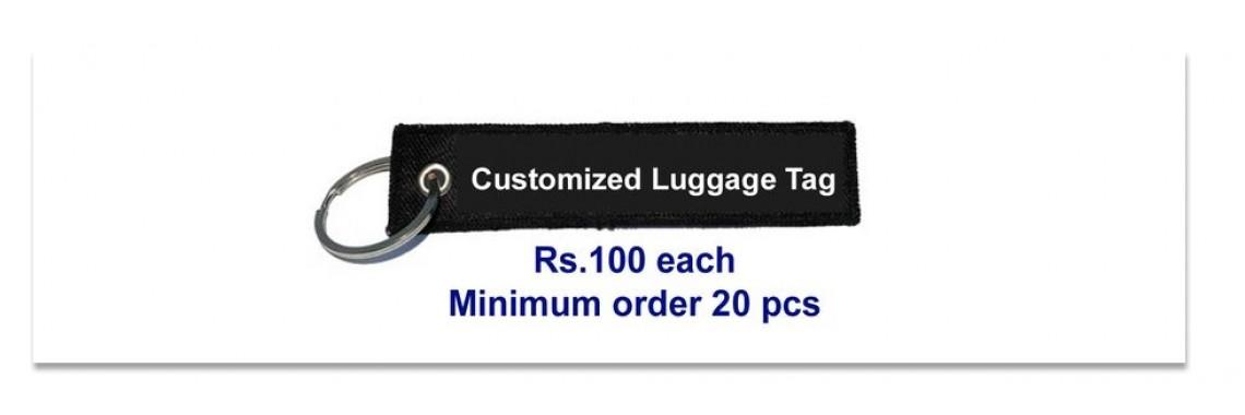 Customized tag