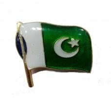 Pakistan Flag Lapel Pin, badge