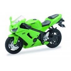 Kawasaki Bike Model, diecast scale 1:8