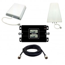 GSM Booster, repeater, dual frequency, for Pakistan
