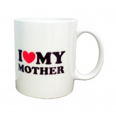 I Love my Mother Mug