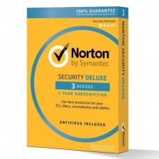 Norton Security Deluxe for 3 computers