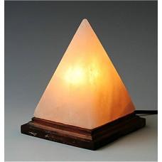 Salt Lamp Pyramid 4 inch height