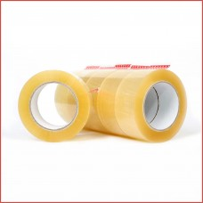 Packing clear tape, size 2 inch wide