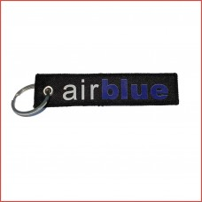 Airblue tag, printed, both sides