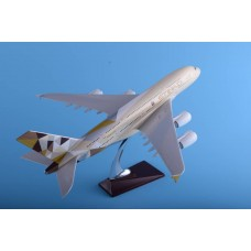 Etihad Airways A380 45cm size with base