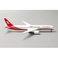 Shanghai Airlines Boeing 787-9, scale 1:400, JC Wings