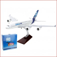 A380 In House livery, 45cm, stand