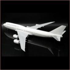 Blank 747 model 47cm