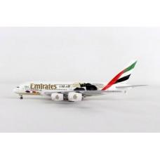 Gemini Jets Emirates Airbus A380-800 Wildlife #2 GJUAE1668 1/400, REG# A6-EER.