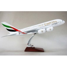 Emirates A380 45cm size with base