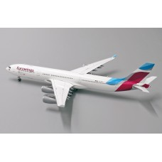 Eurowings Airbus A340-300, 1:400 (JC Wings XX4423)
