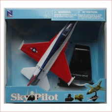 Newray Samolot 1:72 F-16 Fighting Falcon. scale 1:72