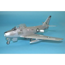 F-86 Sabre, Pakistan Air Force, 1965, scale 1:72, trumpeter