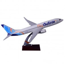 Fly Dubai model, 40cm,  with stand