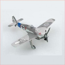 Easy Model 36360 1:72-FW-190A-8-Red 8' Lt Hans