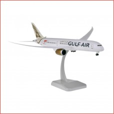 Gulf Air Boeing 787-9, Hogan Wings, 11007GR, scale 1:200