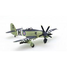 "Hawker Sea Fury FB.11  ""MiG Killer"", Lt Peter Carmichael, No. 802 NAS, FAA, RN  1/72 Scale Diecast Model"