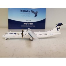 ATR72-600 Iran Air EP-ITA With Stand (JC Wings LH2080) scale 1:200