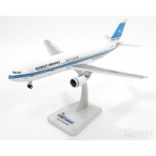 Kuwait Airways A300-600 scale 1:200, Hogan Wings