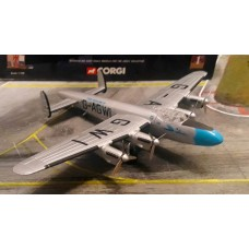 Berlin Airlift, AVRO LANCASTRIAN Flight Refueling Ltd. Corgi scale 1:144