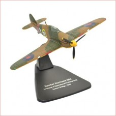 Oxford Diecast Ac069 Hawker Hurricane MKI 11 Group 6 out Sutton Bridge 1940