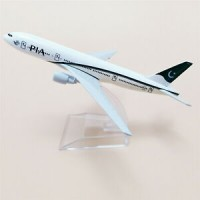 PIA model, 16cm, metal, with stand