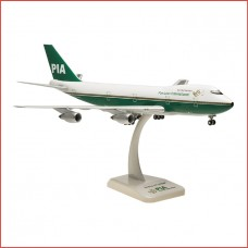 PIA  B747-200 Old Livery AP-AYW, Hogan Wings, scale 1:200