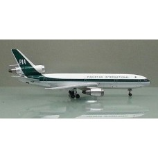 PIA Pakistan DC-10 AP-AXC Scale Witty Wings scale 1:400