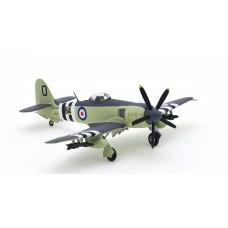"Hawker Sea Fury FB.11 ""MiG Killer"", Lt Peter Carmichael, 1/72 Scale"