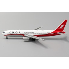 Shanghai Airlines Boeing 767-300, scale 1:400, JC Wings