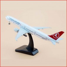 Turkish AiA380, 18cm, metal with stand