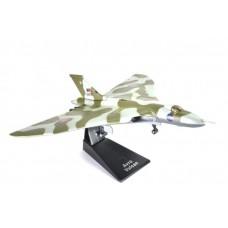 Jet Age Military Aircraft Avro Vulcan XM607 RAF 1/144 Atlas 101