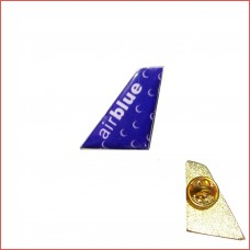 Airblue Tail lapel pin, badge, 3cm