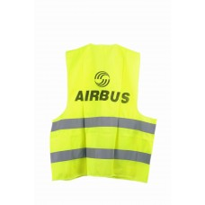 Airbus safety reflector jacket
