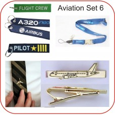 Aviation Set of 6, discounted price