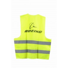 Boeing safety reflector jacket