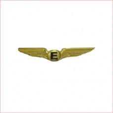 Aircraft Engineer wing, badge, lapel pin, 8cm long