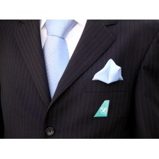 Serene Air Tail lapel pin, 3cm height